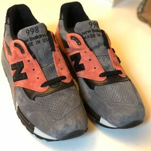 size 40 023cc ed6c8 Todd Snyder X NB1 998 'Pink Sunset'